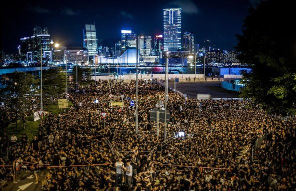 Occupy Central: Hong Kong's Fight against Neoliberalism