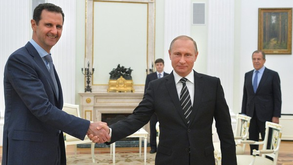 Putin Leaves All Options on the Table in Syria